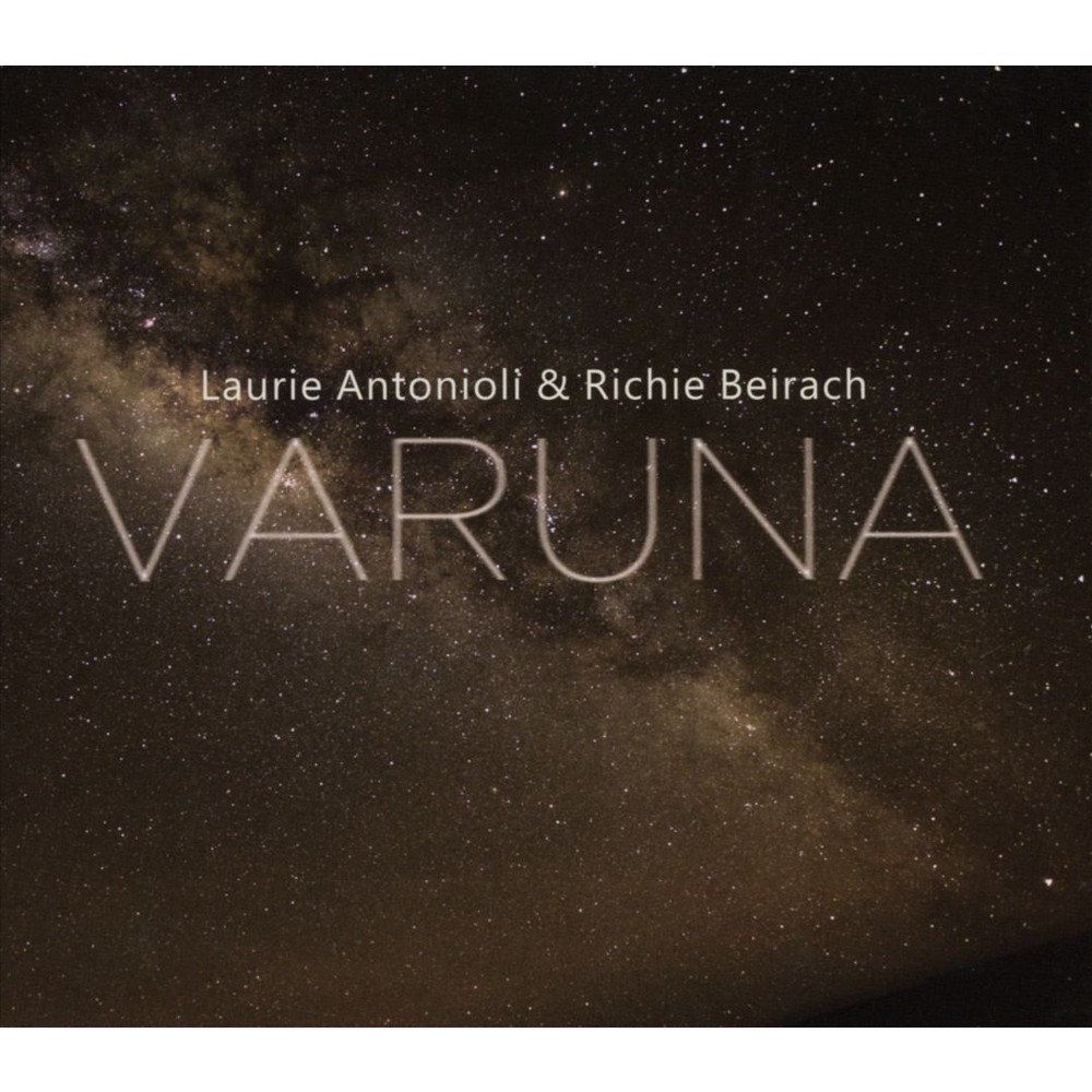 Laurie Antonioli - Varuna (CD)