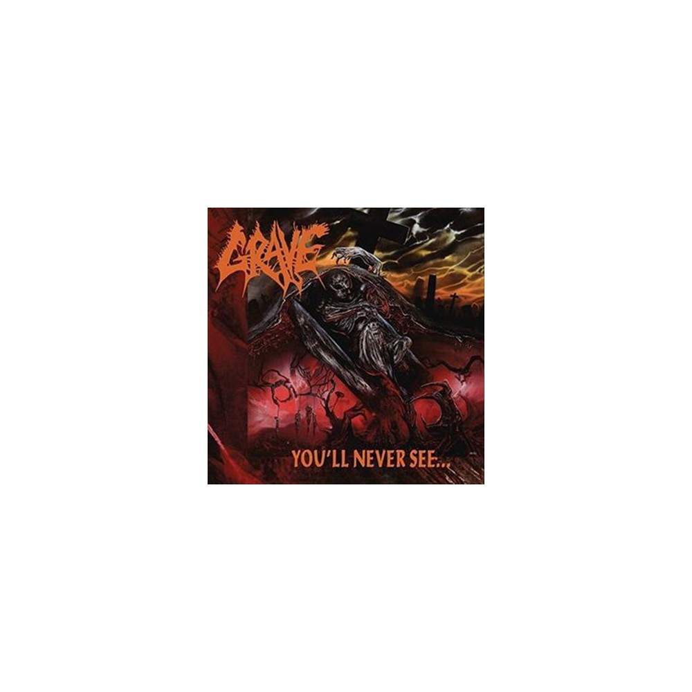 Grave - You'll never see (Vinyl)
