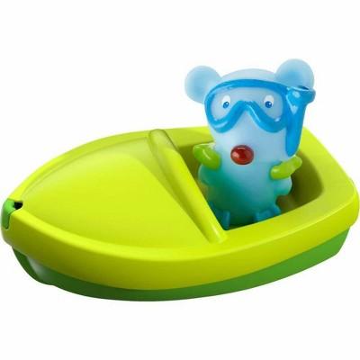 HABA Bath Boat Mouse Ahoy