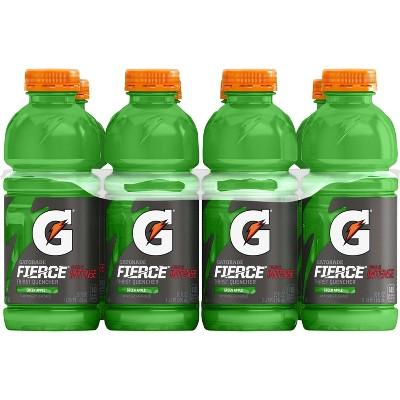 Gatorade Fierce Green Apple Sports Drink - 8pk/20 fl oz Bottles
