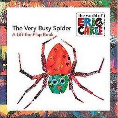 Very Busy Spider (Paperback)