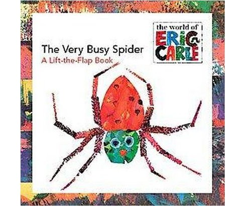 Very Busy Spider (Paperback) - image 1 of 1