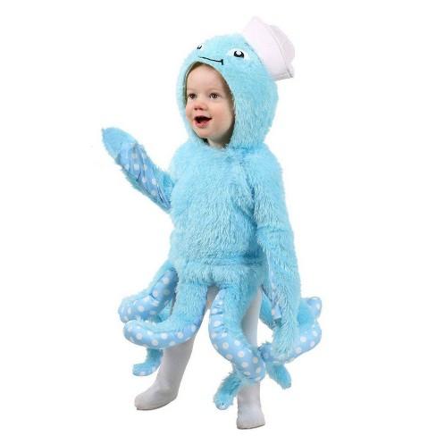 Kids' Octopus Halloween Costume - image 1 of 1