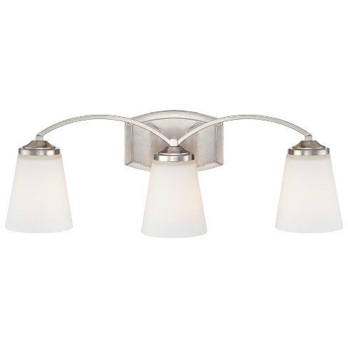 Minka Lavery 6963 3 Light Bathroom Vanity Light from the Overland Park Collection - image 1 of 1