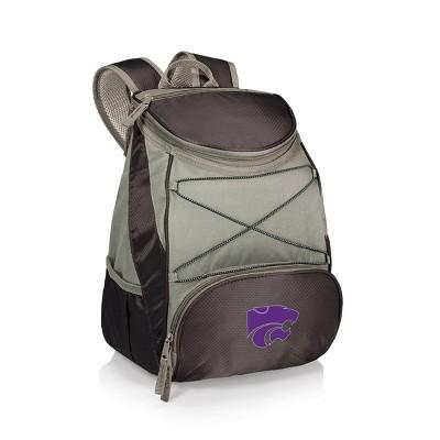 NCAA Kansas State Wildcats PTX Backpack Cooler - Black