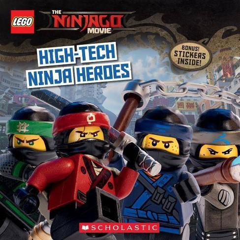 High-tech Ninja Heroes (Paperback) (Michael Patranek) - image 1 of 1