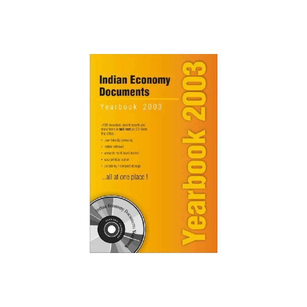 Indian Economy Documents Yearbook 2003 - (Cd_rom)