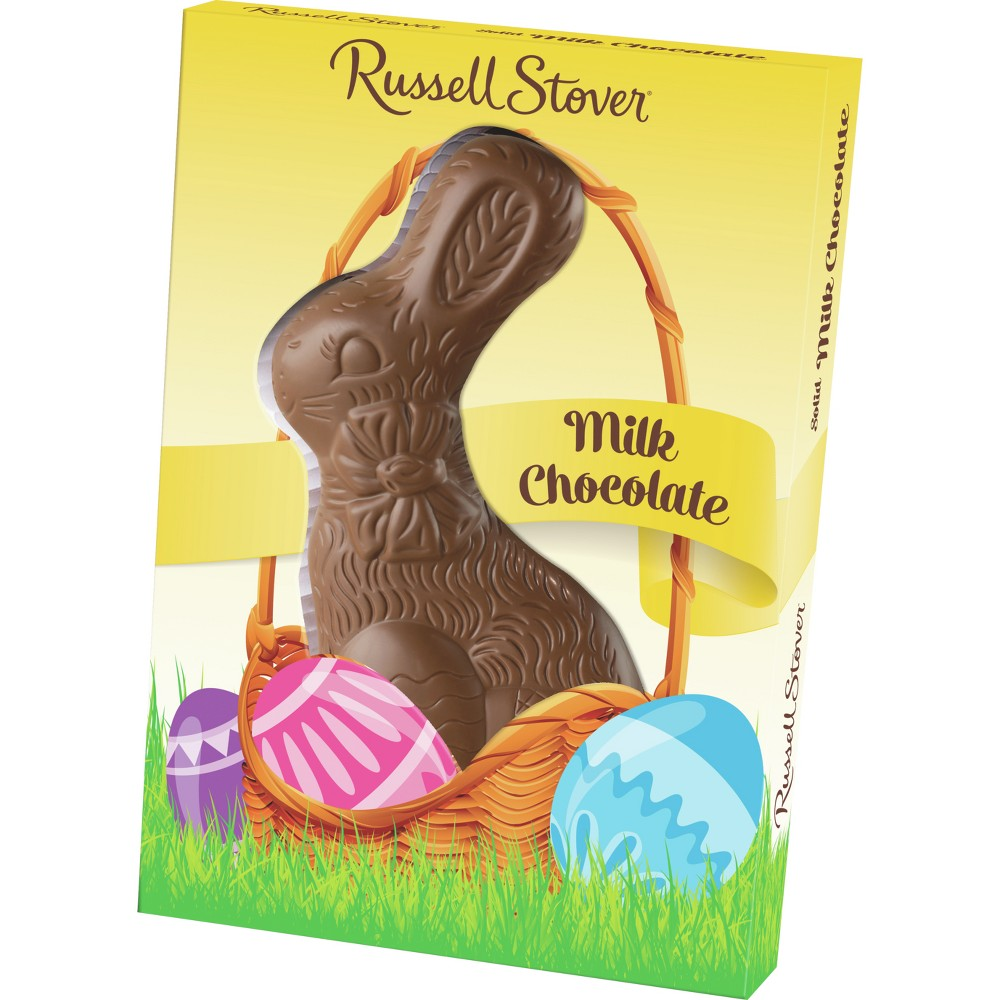 Russell Stover Easter Milk Chocolate Bunny- 7oz