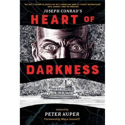 Heart of Darkness - by  Joseph Conrad (Paperback)