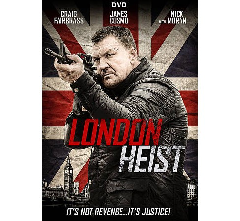 London Heist (DVD) - image 1 of 1
