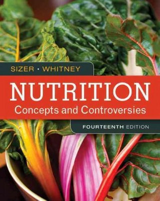 Nutrition Concepts And Controversies Paperback Frances