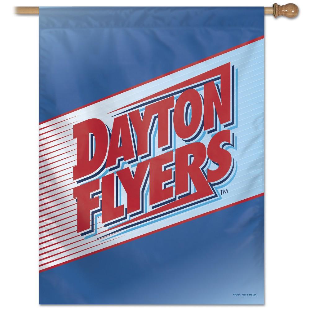 NCAA Dayton Flyers Vertical Banner