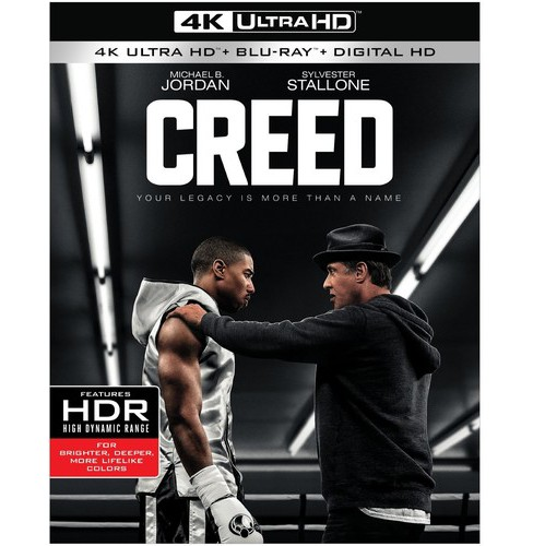 Creed (4K/UHD) - image 1 of 1