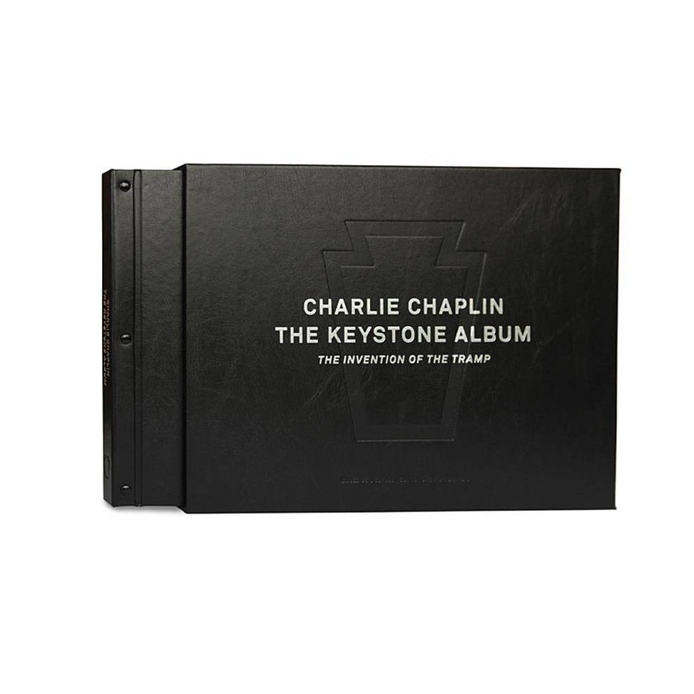 Charlie Chaplin: The Keystone Album - (Hardcover)