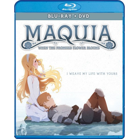Maquia When The Promised Flower Blooms (Blu-Ray + DVD) - image 1 of 1