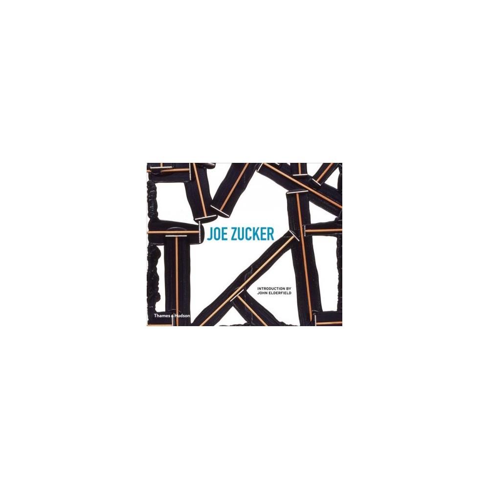 Joe Zucker - by John Elderfield & Terry R. Myers & Alex Bacon & Phong Bui (Hardcover)