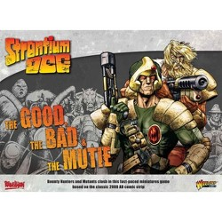 Good, the Bad, and the Mutie, The - Starter Game Miniatures Box Set