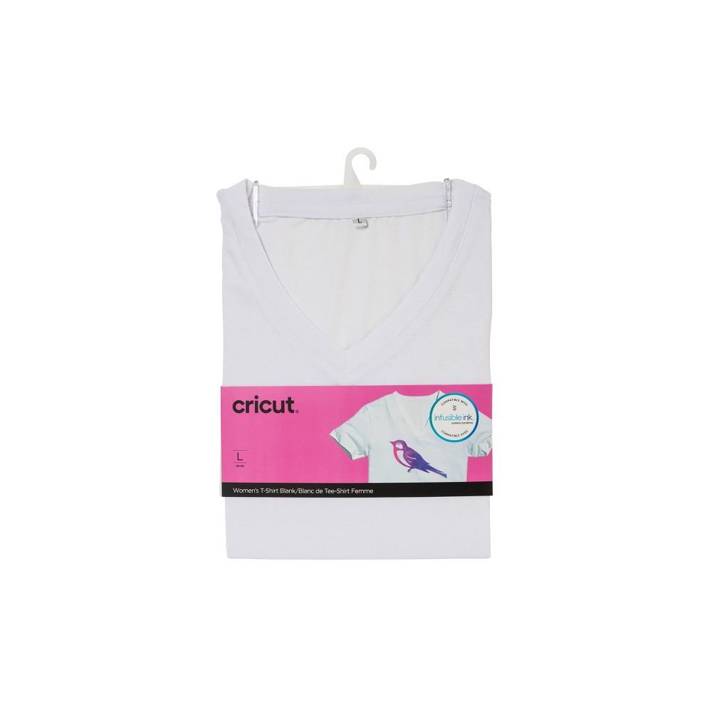 Cricut Women 39 S V Neck T Shirt Large