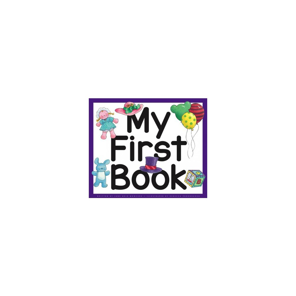 My First Book - (Sound Box) by Jane Belk Moncure (Paperback)