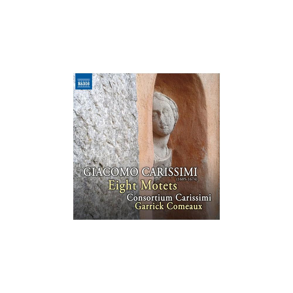 Cosortium Carissimi - Carissimi:8 Motets (CD)
