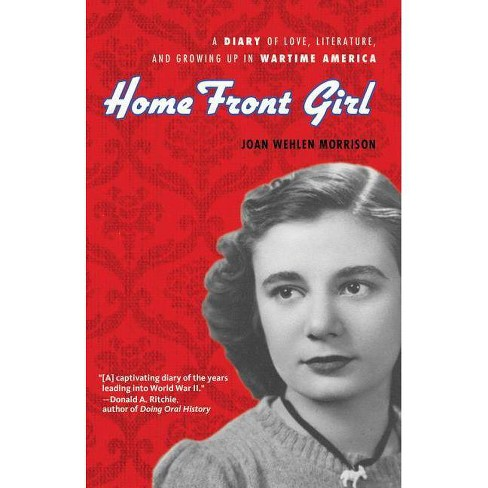 Home Front Girl - by  Joan Morrison (Hardcover) - image 1 of 1