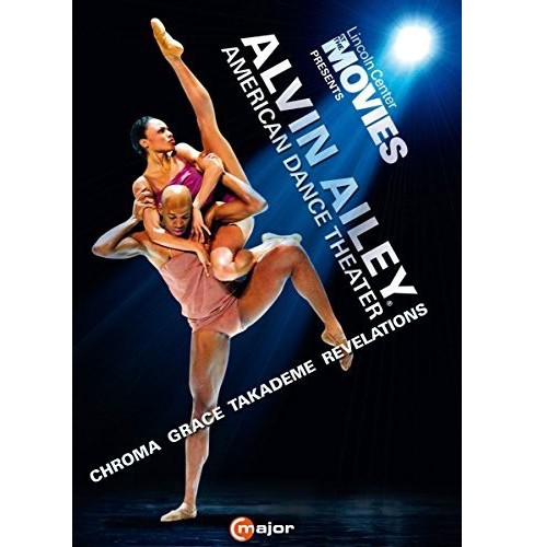 Alvin Ailey American Dance Theater:Ch (DVD) - image 1 of 1