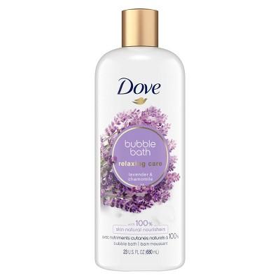Dove Nourishing Secrets Relaxing Ritual Sulfate Free Bubble Bath Lavender & Chamomile - 23 fl oz
