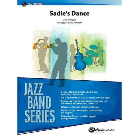 Alfred Sadie's Dance Jazz Band Grade 3