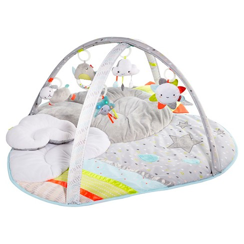 5f8aed21d6873 Skip Hop Silver Lining Cloud Activity Gym - Multi-Colored   Target