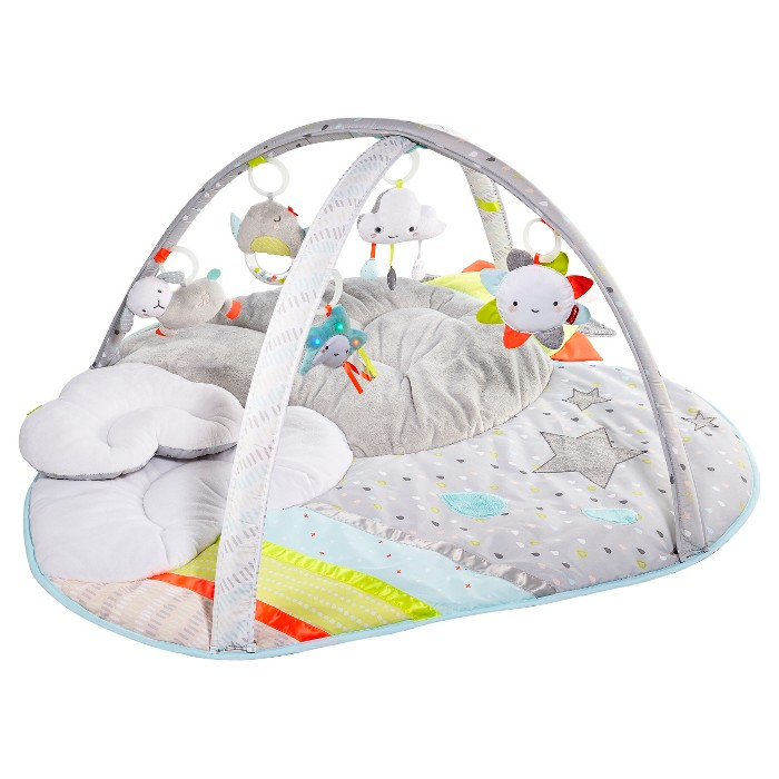 Skip Hop Silver Lining Cloud Activity Gym - Multi-Colored - image 1 of 6