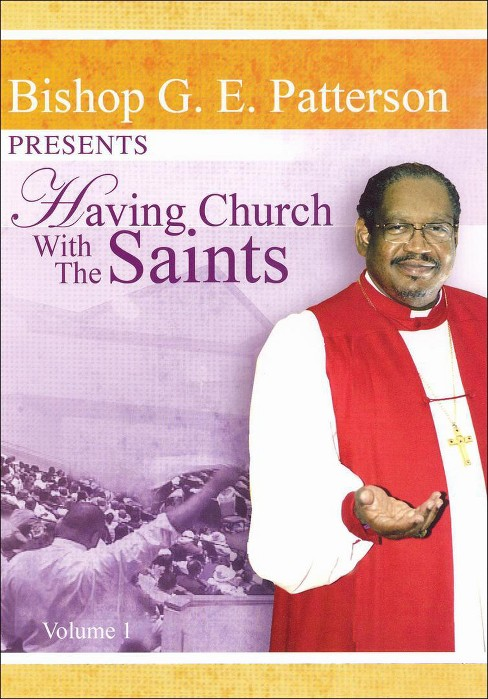 Having church with the saints vol 1 (DVD) - image 1 of 1