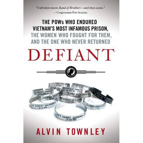 Defiant - by  Alvin Townley (Paperback) - image 1 of 1
