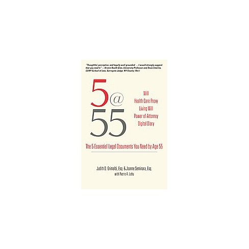The Essential Legal Documents You Need By Age Paperback - Legal documents power of attorney