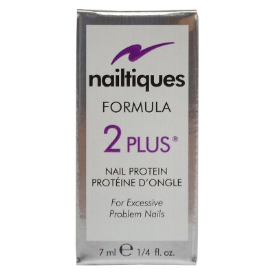 Nailtiques Formula 2 Plus Nail Protein - 0.25 fl oz