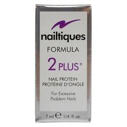 Nailtiques Formula 2+ Nail Protein - 0.25 fl oz