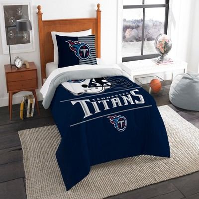 NFL Northwest Draft Twin Comforter Set