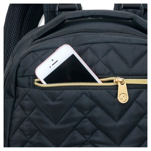 Fisher - Price Morgan Quilted Diaper Backpack. Shop all Fisher-Price 0a2f466492