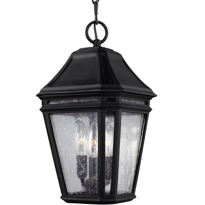 Generation Lighting Londontowne 3 light Black Outdoor Fixture OL11309BK