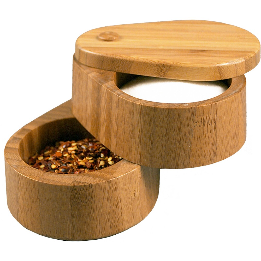Image of Totally Bamboo Double Salt Box