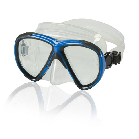 Speedo Adult Explorer Dive Mask - Blue - image 1 of 1