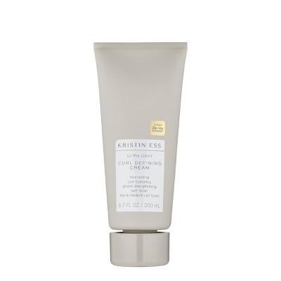 Kristin Ess Ultra Light Curl Defining Cream - 6.7 fl oz