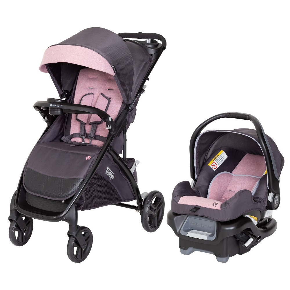 Baby Trend® Tango™ Travel System in Cassis Pink