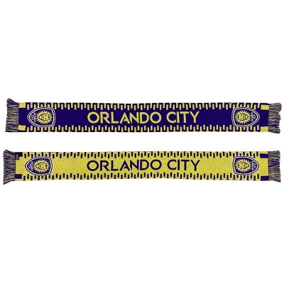 MLS Orlando City SC Waves Knit Scarf