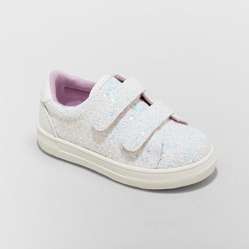 Toddler Girls' Kaedence Glitter Sneakers - Cat & Jack™ - image 1 of 3