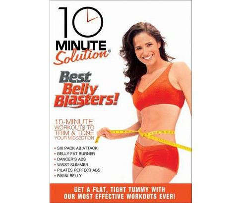 10 Minute Solution:Best Belly Blaster (DVD) - image 1 of 1