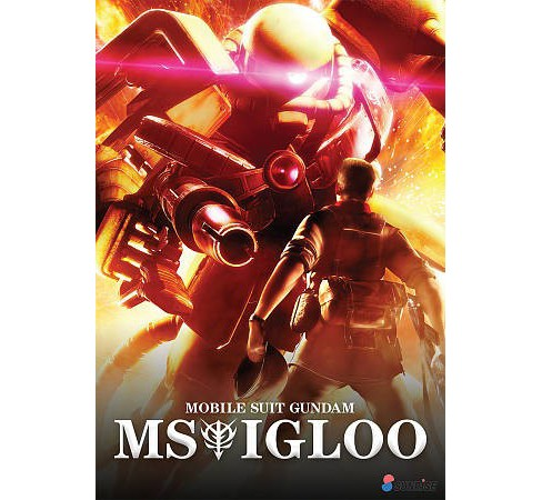 Mobile Suit Gundam:Ms Igloo Dvd Colle (DVD) - image 1 of 1