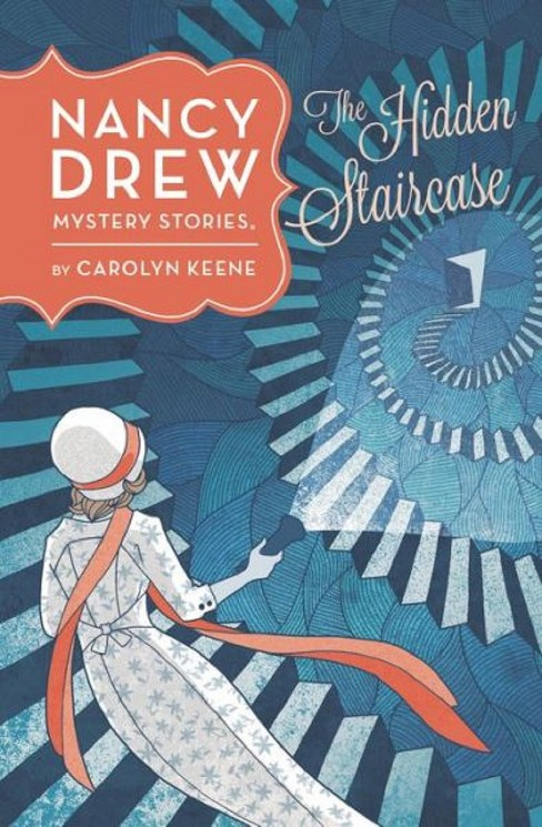 The Hidden Staircase (New) (Hardcover) by Carolyn Keene - image 1 of 1