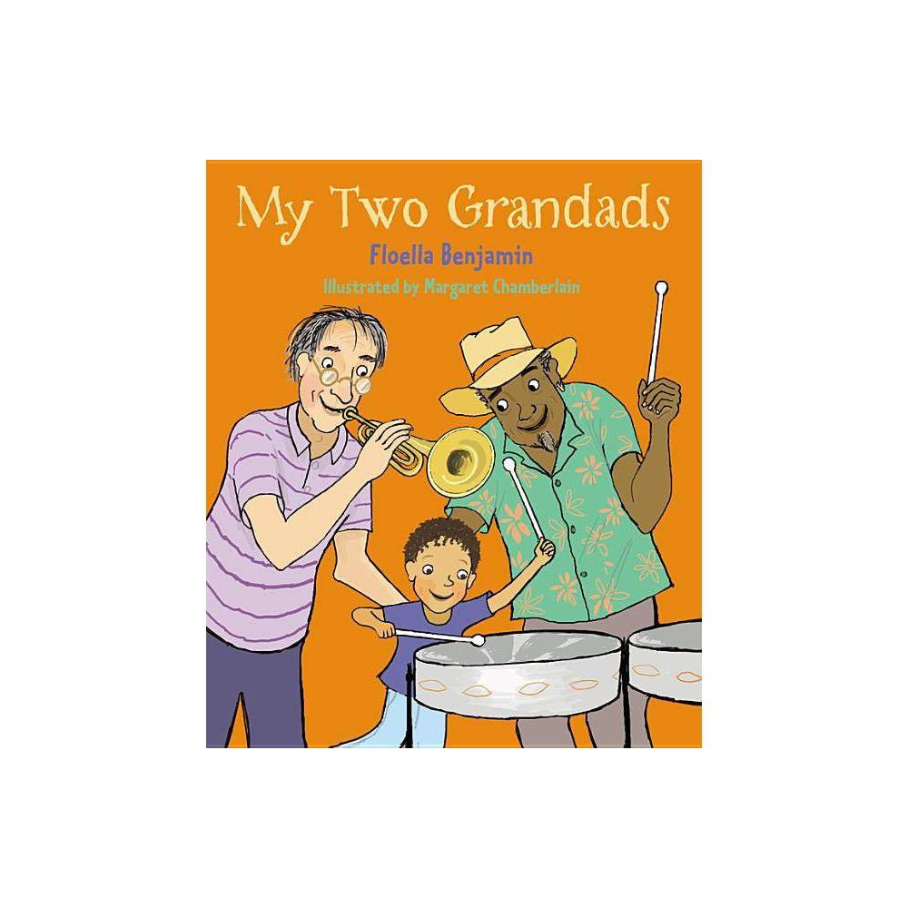 My Two Grandads By Floella Benjamin Paperback