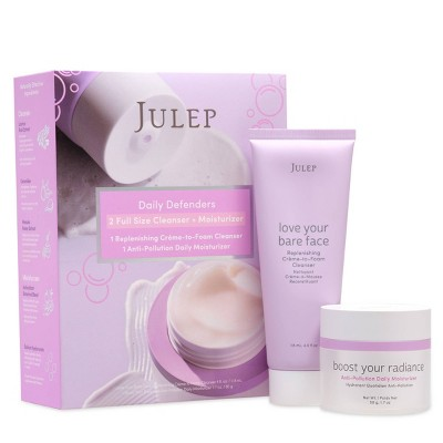 Julep Cleanse and Protect Daily Defense Duo