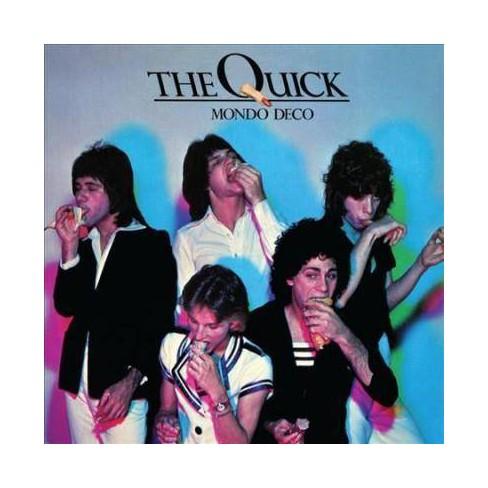 The Quick - Quick: Mondo Deco (CD) - image 1 of 1